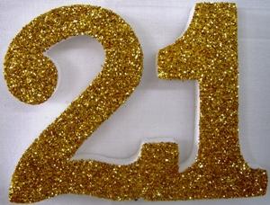 21st-poly-10cm-glitter-gold