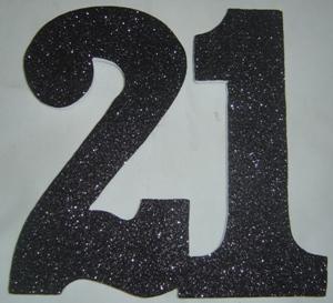 21st-poly-30cm-glitter-black