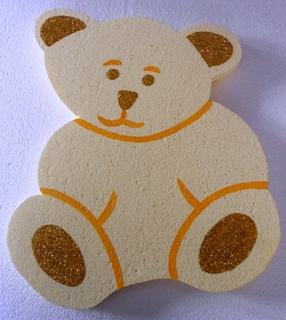 teddy-polystyrene-30cm-cream