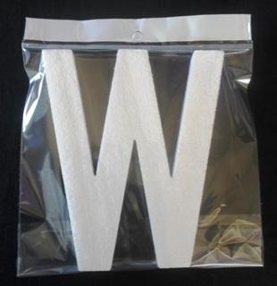 letter-polystyrene-10cm-plain-w