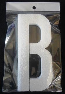 letter-polystyrene-20cm-plain-b