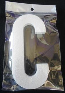 letter-polystyrene-20cm-plain-c