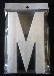 letter-polystyrene-20cm-plain-m