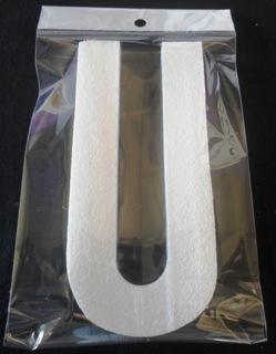 letter-polystyrene-20cm-plain-u
